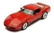 CHEVROLET CORVETTE C3 1980 RED