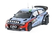HYUNDAI i20 WRC No.20 H. PADDON / J. KENNARD WINNER RALLY ARGENTINA 2016