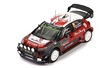 CITROEN C3 WRC #8 S. LEFEBVRE - G. MOREAU RALLY MONTE CARLO 2017 (WITH NIGHT LIGHTS)