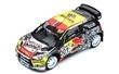 CITROEN DS3 WRC #001 S.LOEB - S.LOEB WINNER RALLYCIRCUIT PAUL RICARD 2016