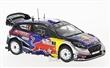 FORD FIESTA WRC #1 S. OGIER - J. INGRASSIA RALLY WALES WORLD CHAMPION 2017
