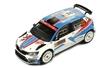 ŠKODA FABIA R5 #32 J. KOPECKÝ-P. DRESLER WINNER WRC2 RALLYE MONTE-CARLO 2018