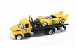 INTERNATIONAL DURASTAR 4400 (1:64) + SHOTING STAR No. 9 (1:55)