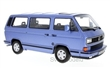 VOLKSWAGEN T3 BUS WHITE STAR 1993 LIGHT BLUE L.E. 500 PCS.