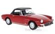 FERRARI 275 GTS PININFARINA SPYDER SOFT TOP 1964 RED