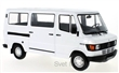 MERCEDES-BENZ 208D BUS 1988 WHITE L.E. 750 PCS.