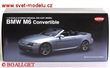 BMW M6 CONVERTIBLE SILVER GREY