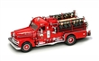 SEAGRAVE MODEL 750 FIRE ENGINE 1958 RED
