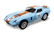 SHELBY COBRA DAYTONA COUPE 1965 BLUE