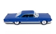 MERCURY MARAUDER 1964 BLUE