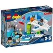 LEGO DUPLO 10826 MILESŮV HANGÁR PRO JEH VESMÍRNOU LOD STELLU