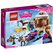 LEGO® DISNEY PRINCEZNY 41066 LEDOVÉ KRÁLOVSTVÍ FROZEN DOBRODRUŽSTVÍ NA SANÍCH A ANNOU A KRISTOFFEM