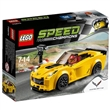 LEGO� SPEED CHAMPIONS 75870 CHEVROLET CORVETTE Z06