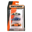 AUTÍČKO MATCHBOX 3-PACK