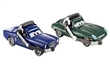 CARS 3 CARS DAREDEVIL GARAGE BRENT MUSTANGBURGER A DAVID HOBBSCAPP 2-PACK