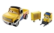 CARS 3 CARS DAREDEVIL GARAGE JEFF CORVETTE PITTY A JOHN LASSETIRE 2-PACK