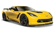 CHEVROLET CORVETTE Z06 2015 YELLOW