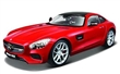 MERCEDES-BENZ AMG GT RED