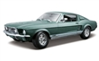 FORD MUSTANG GTA FASTBACK 1967 GREEN