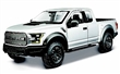 FORD RAPTOR 2017 WHITE