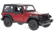 JEEP WRANGLER 2014 RED