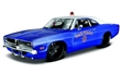 DODGE CHARGER R/T STATE POLICE 1969