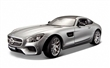 MERCEDES BENZ AMG GT SILVER