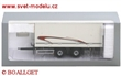 Volvo Central Axle Trailer