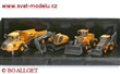 Volvo Construction 4-pack