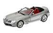 MERCEDES-BENZ SLR-MCLAREN ROADSTER 2007 GREY METALLIC