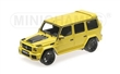 BRABUS 850 6.0 BITURBO WIDESTAR AUF BASIS MERCEDES-BENZ AMG G 63 2016 YELLOW L.E. 100 PCS.