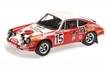 PORSCHE 911 S WALDEGARD/THORSZELIUS RALLYE MONTE CARLO 1972