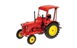 HANOMAG R35 FARM TRAKTOR WITH ROOF 1955 RED