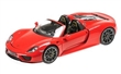 PORSCHE 918 SPYDER 2013 RED L.E. 504 pcs.