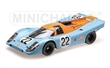 PORSCHE 917K J.W. ENGINEERING HAILWOOD/HOBBS LE MANS 24 HOURS 1970