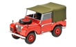 LAND ROVER 1948 RED L.E. 504 pcs.