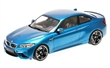 BMW M2 COUPÉ 2016 BLUE METALLIC L.E. 786 pcs.