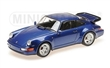 PORSCHE 911 TURBO (964) 1990 BLUE METALLIC