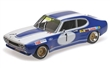 FORD CAPRI RS 2600 FORD DEUTSCHLAND DIETER GLEMSER WINNER BRNO ETC 1972 L.E. 504 pcs.