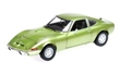 OPEL GT 1900 1972 GREEN METALLIC L.E.600 PCS.
