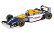 WILLIAMS RENAULT FW15 ALAIN PROST WORLD CHAMPION 1993