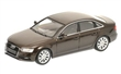 AUDI A4 2011 BROWN METALLIC L.E. 1008 pcs.