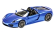 PORSCHE 918 SPYDER FINAL 2013 BLUE METALLIC L.E. 1008 pcs.