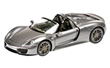 PORSCHE 918 SPYDER FINAL 2013 GREY METALLIC L.E. 384 pcs.