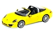 PORSCHE 911 TARGA 2013 YELLOW L.E. 252 pcs.