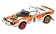 LANCIA STRATOS RALLY BIC LIVIERATOS/MANOLIS ACROPOLIS RALLY 1978 L.E. 528 pcs.