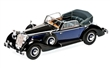 HORCH 853A CABRIOLET 1938 BLACK/BLUE L.E. 336 pcs.