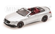 BRABUS 850 MERCEDES-AMG S 63 S-CLASS CABRIOLET 2016 SILVER