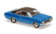 OPEL REKORD C COUPE 1966 BLUE