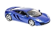 MCLAREN 12C 2011 BLUE METALLIC
